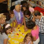 1.10 - medjunarodni dan starijih - poetsko takmicenje u kome su ucestvovala deca i bake i deke