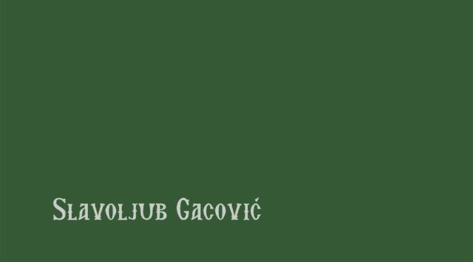 Представљање књиге Славољуба Гацовића